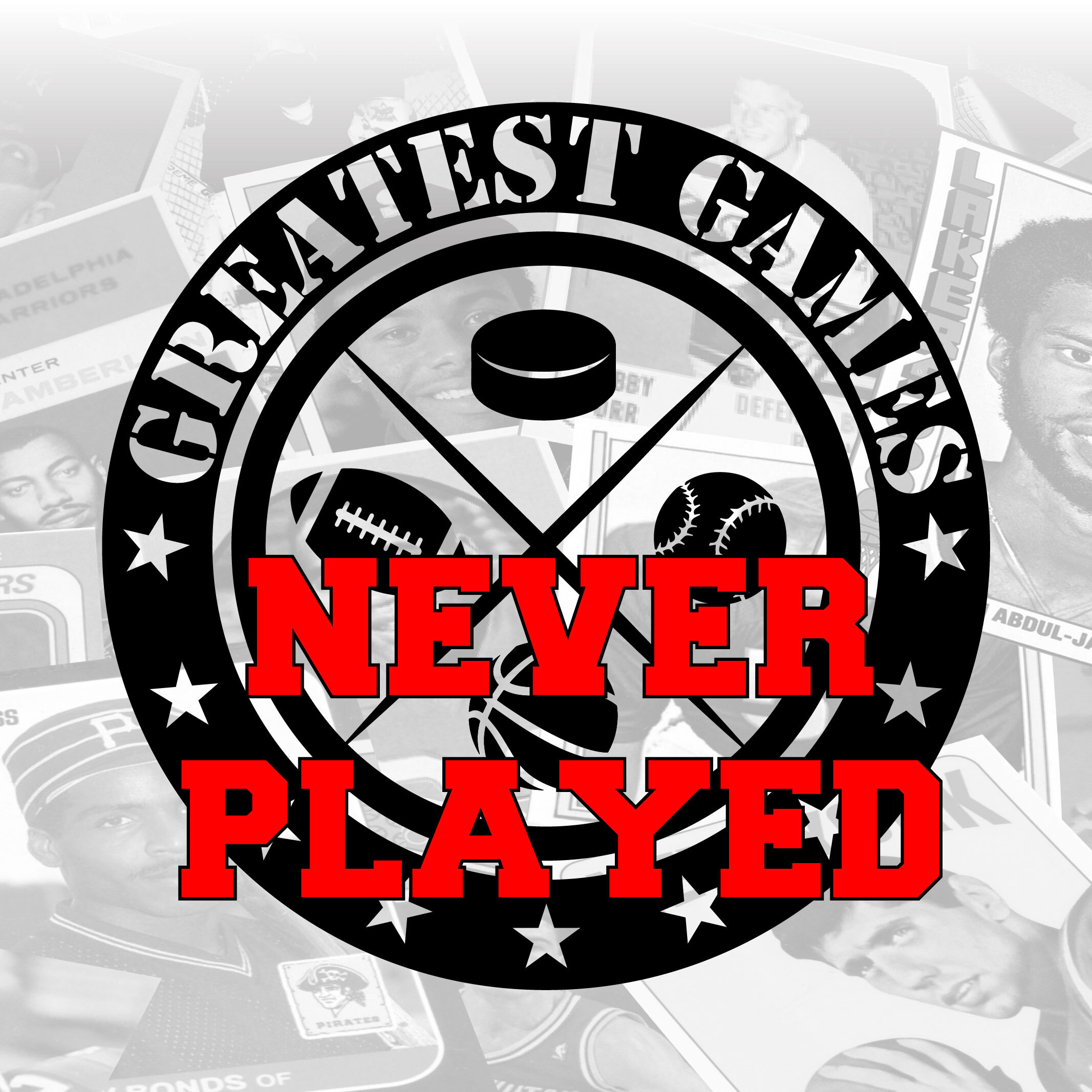 Show artwork for Greatest Games Never Played