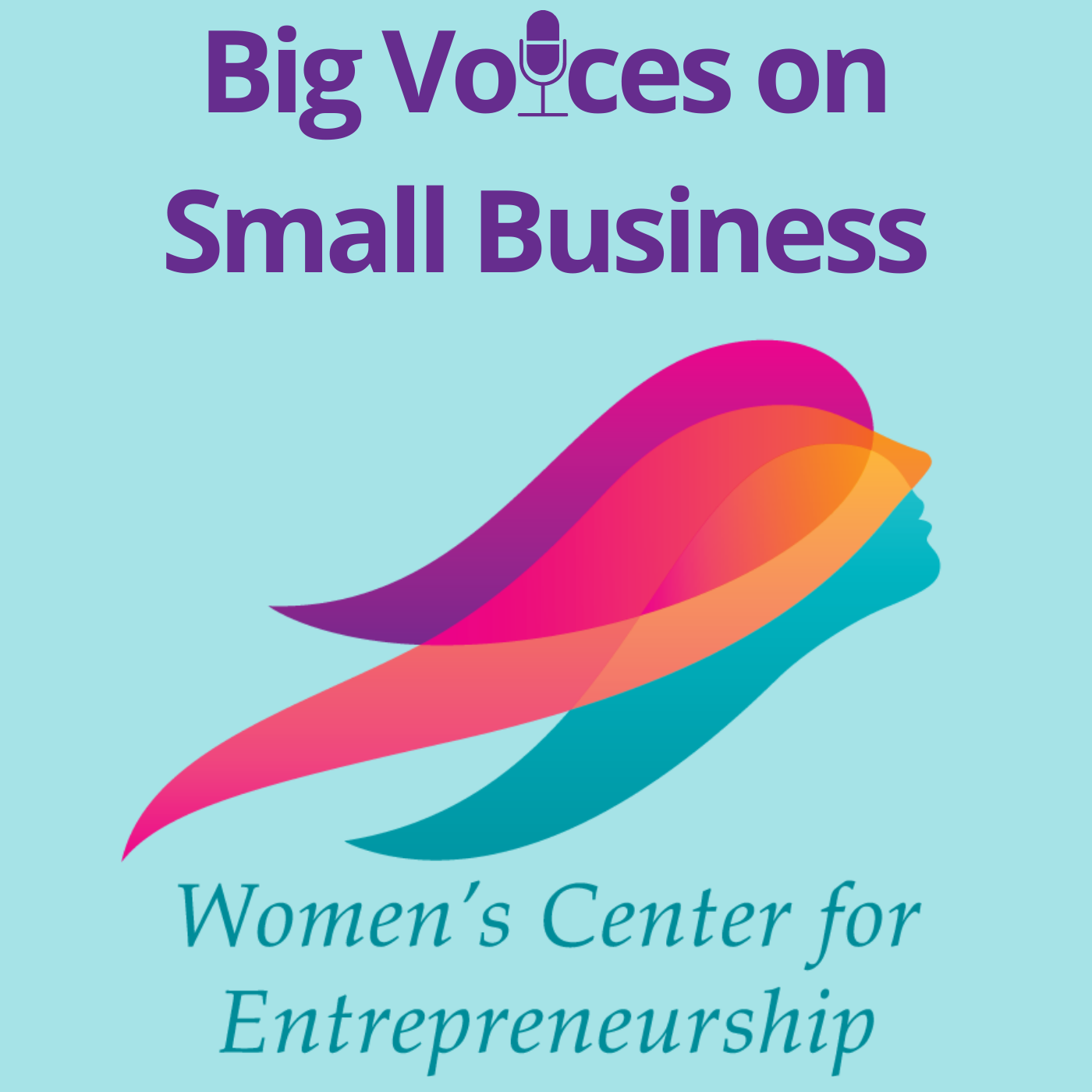 Artwork for podcast Big Voices On Small Business
