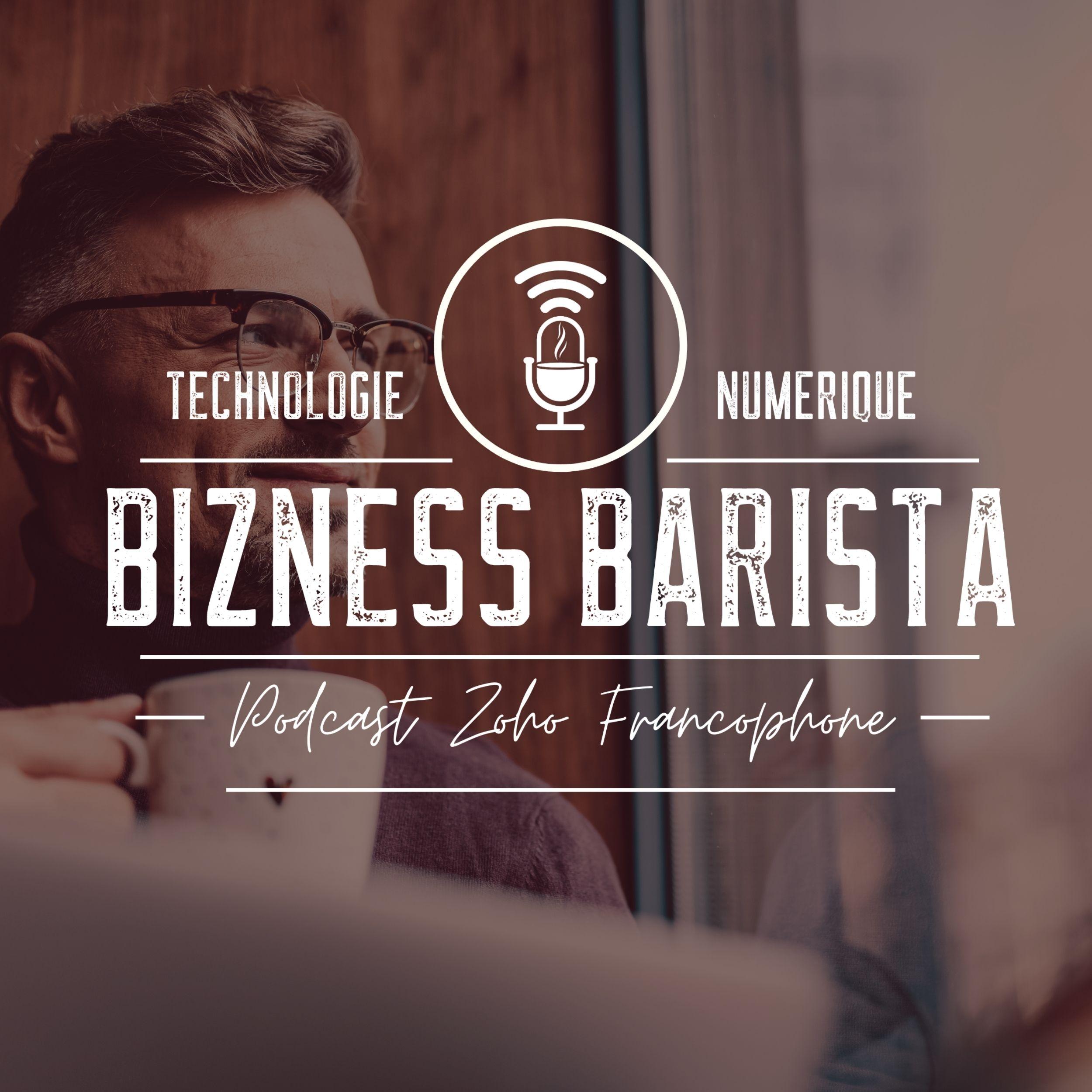 Show artwork for Bizness Barista