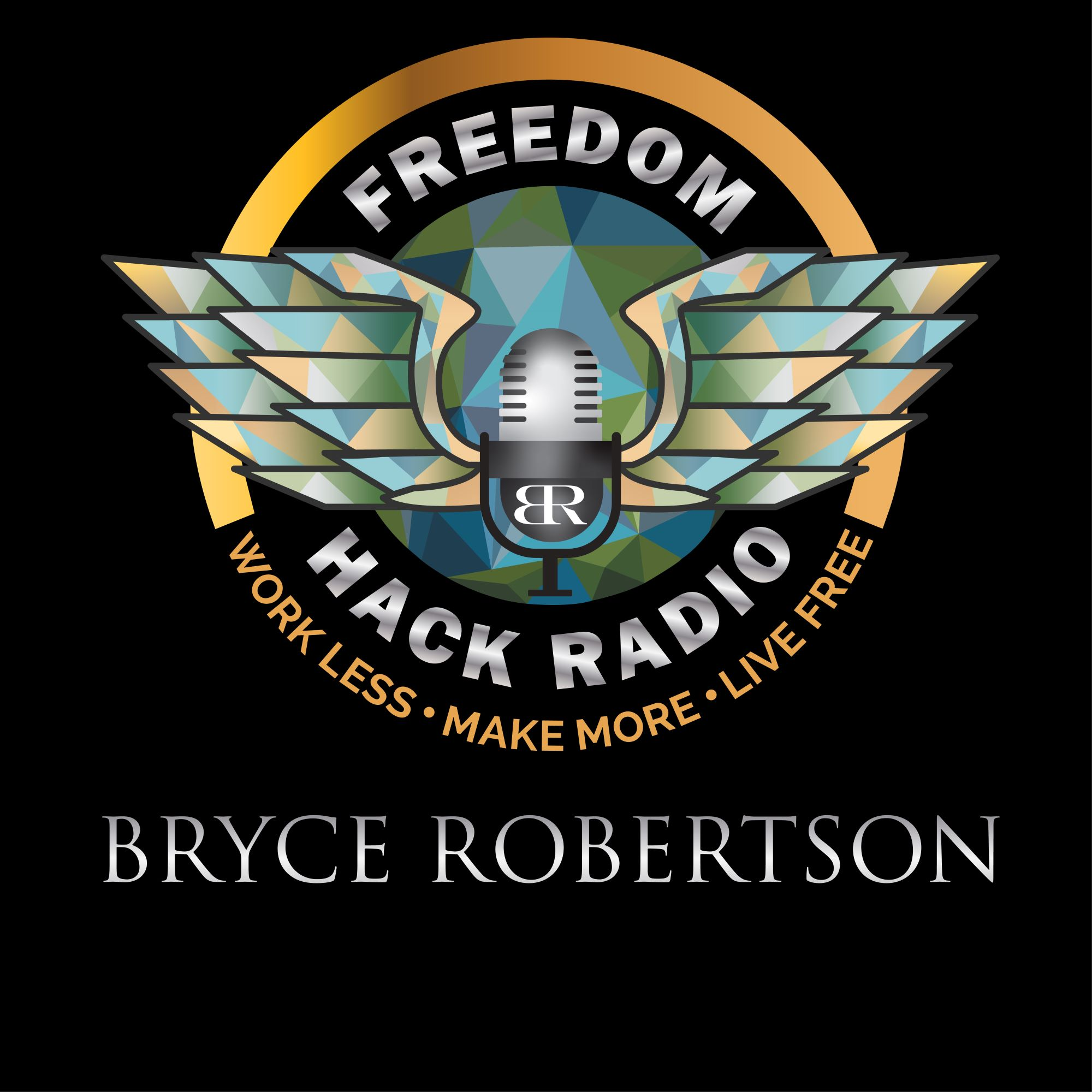 Show artwork for Freedom Hack Radio