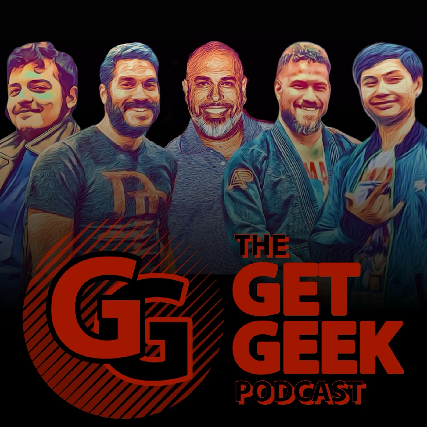 Show artwork for Get Geek