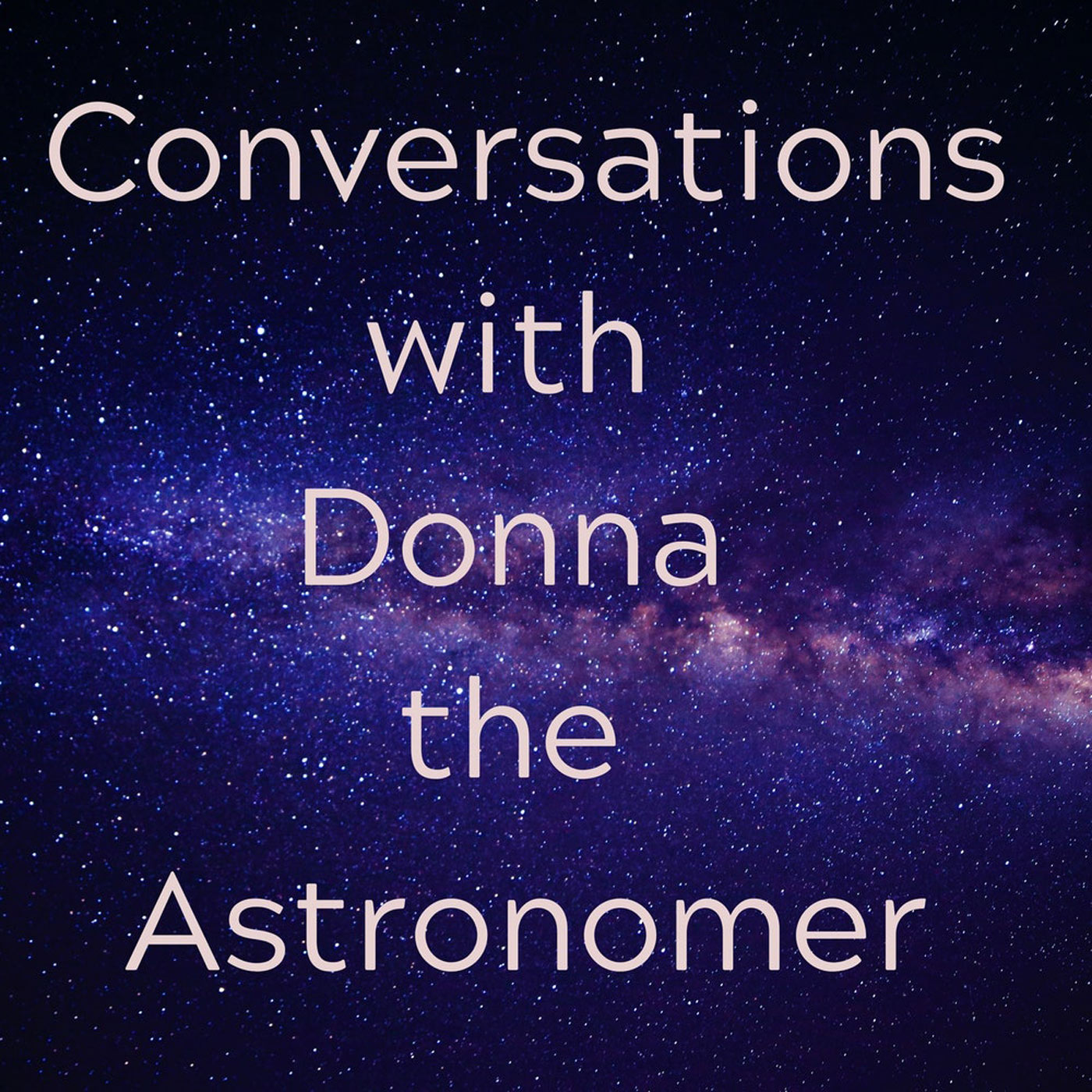 Show artwork for Conversations with Donna the Astronomer