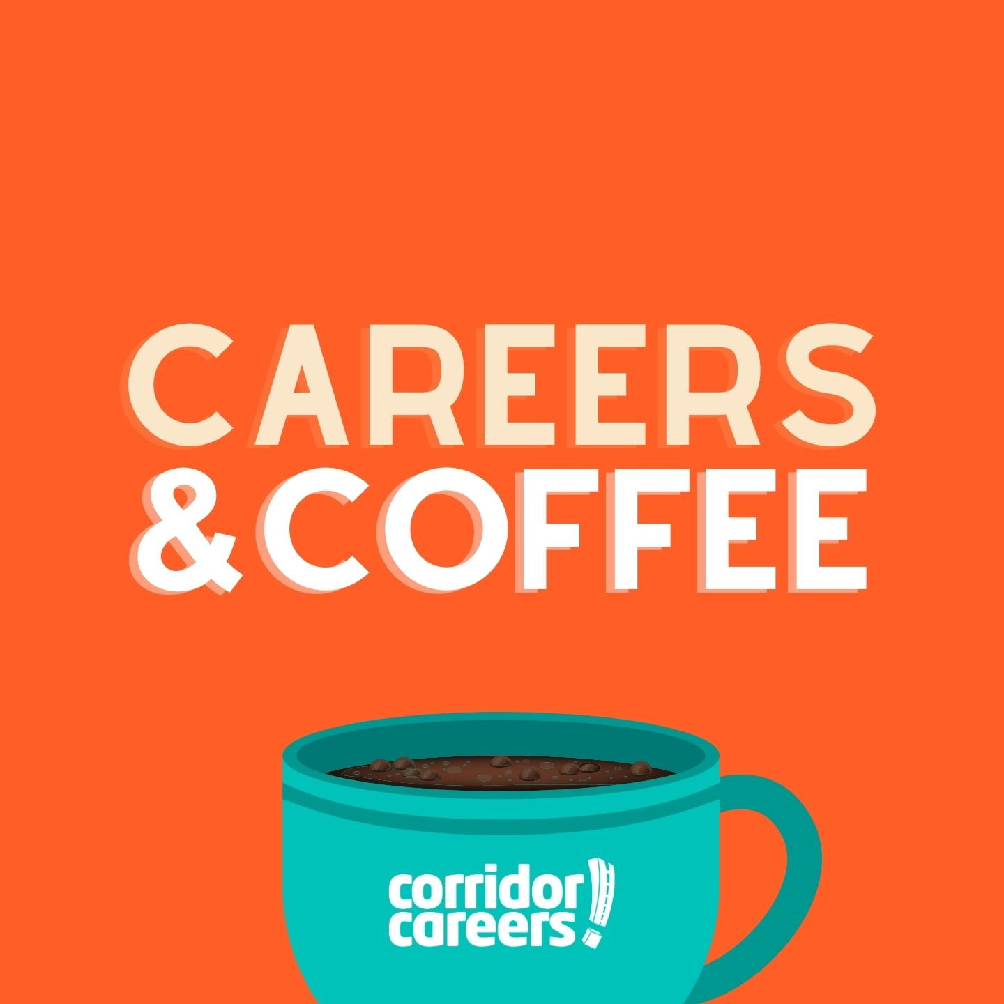 Artwork for podcast Careers & Coffee