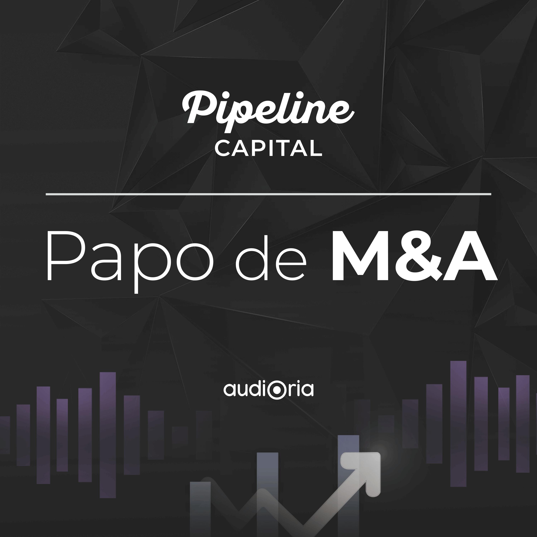 Show artwork for Papo de M&A