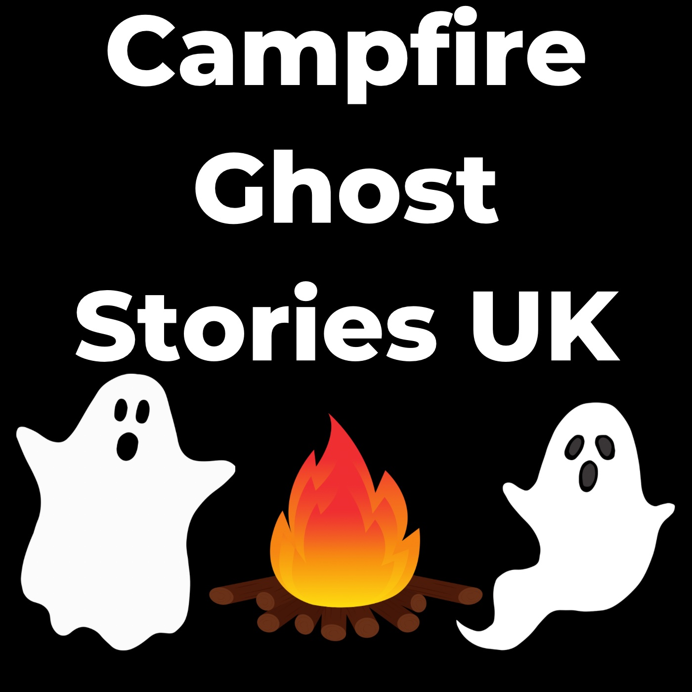 Show artwork for Campfire Ghost Stories UK