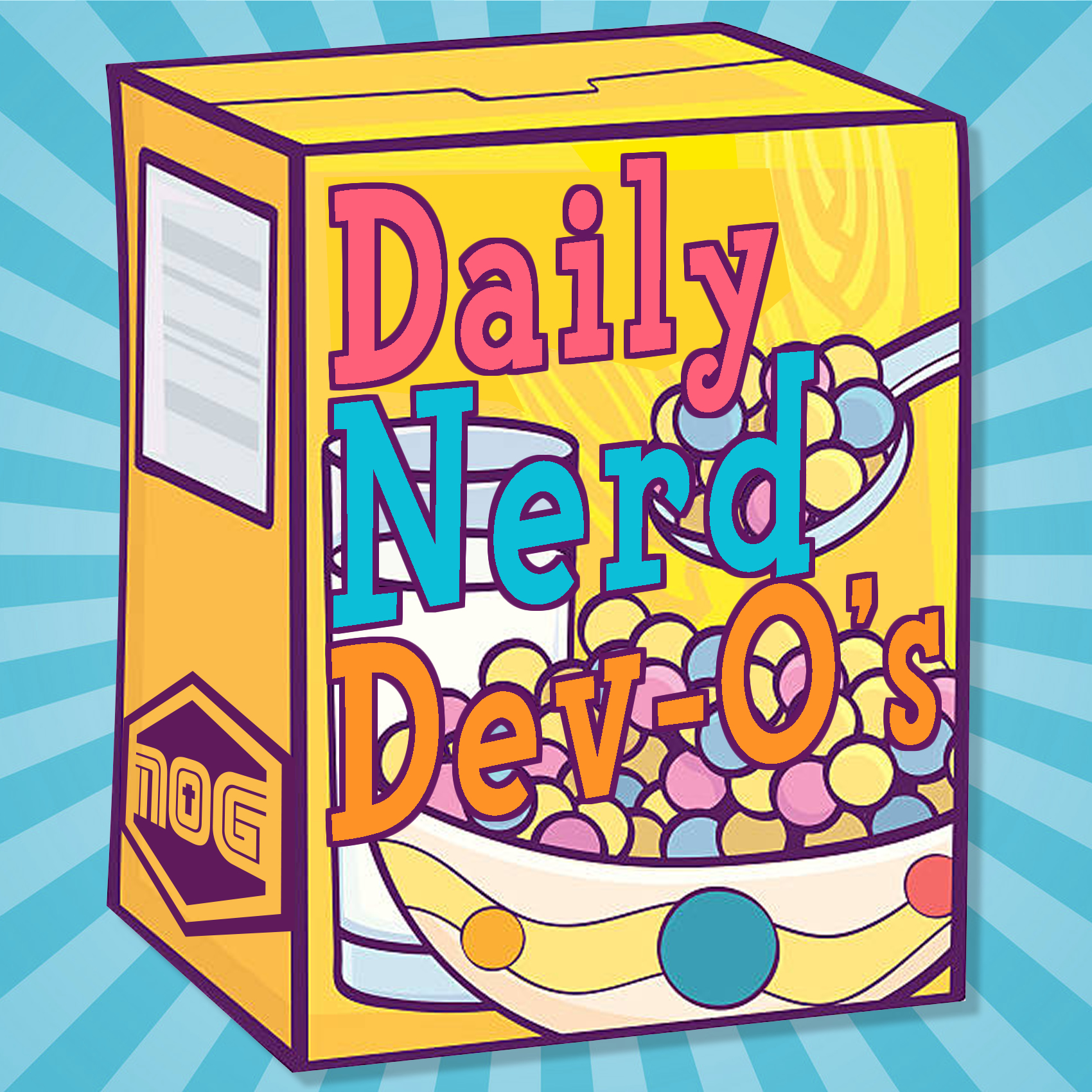 Show artwork for Daily Nerd Devo