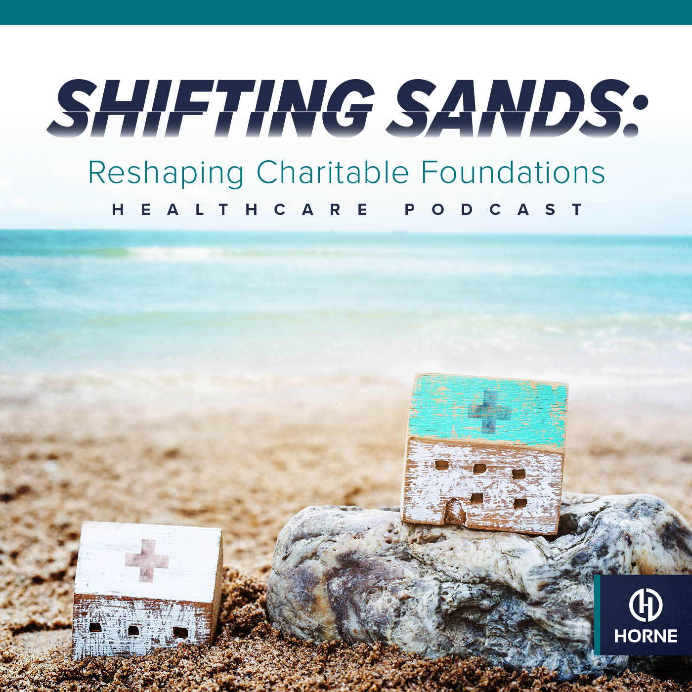 Show artwork for Shifting Sands: Reshaping Charitable Foundations