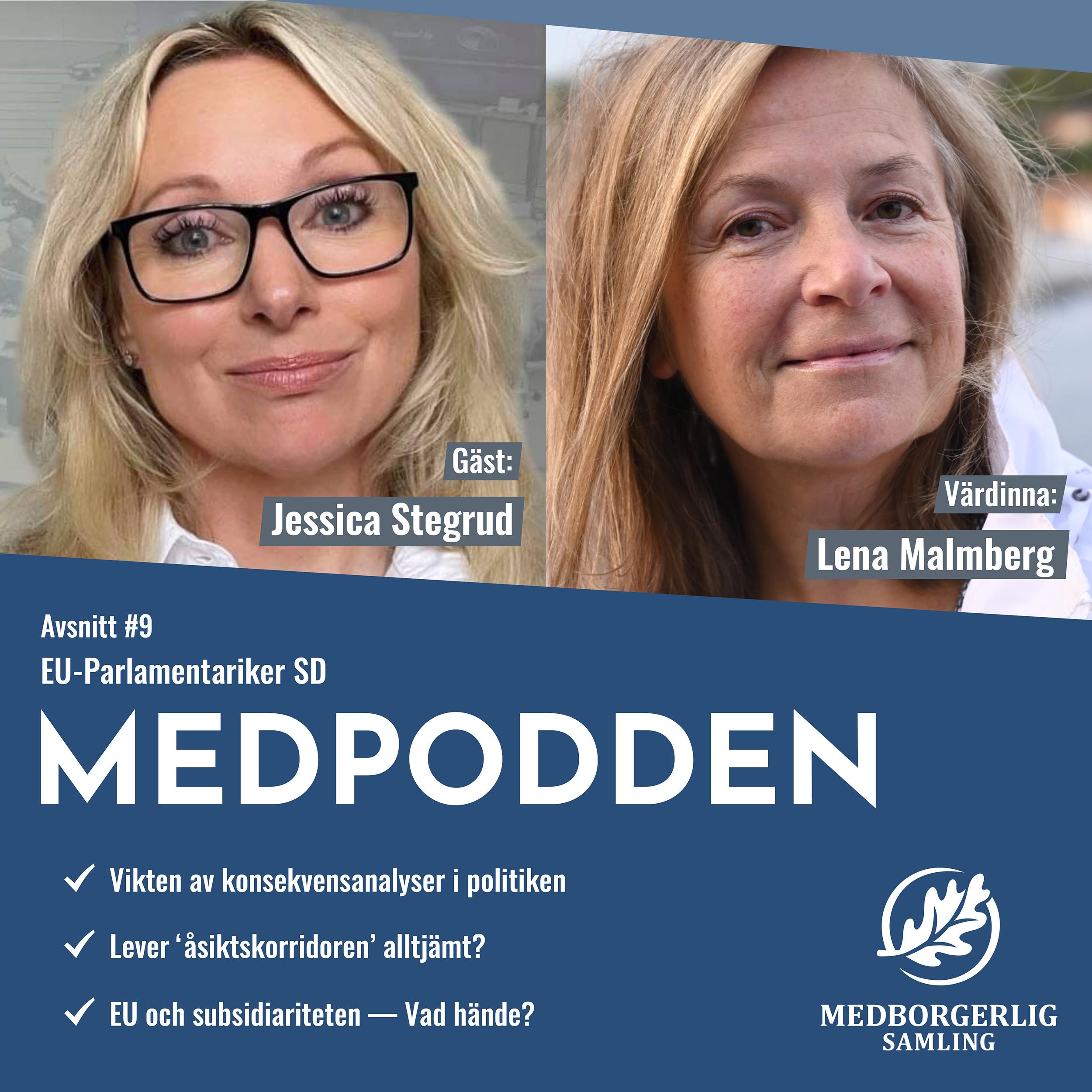 Artwork for podcast MEDPODDEN
