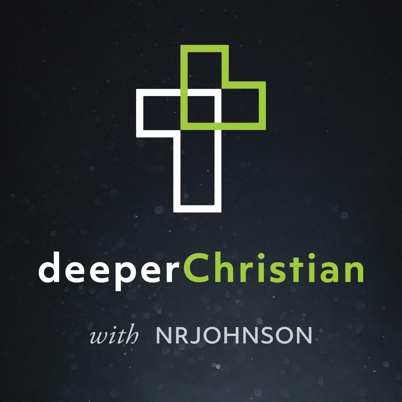 Artwork for podcast Deeper Christian Podcast