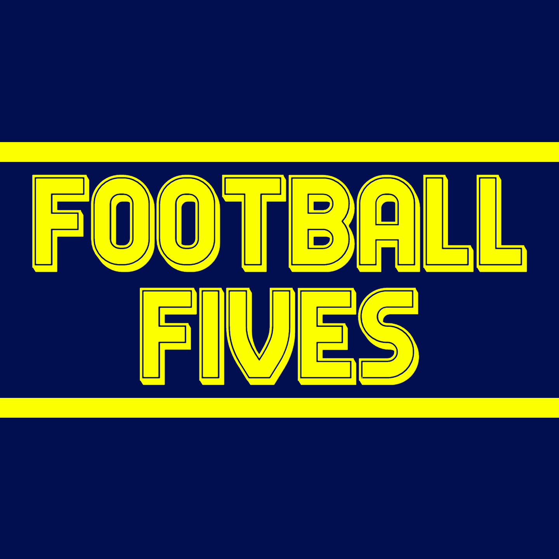 Artwork for podcast Football Fives