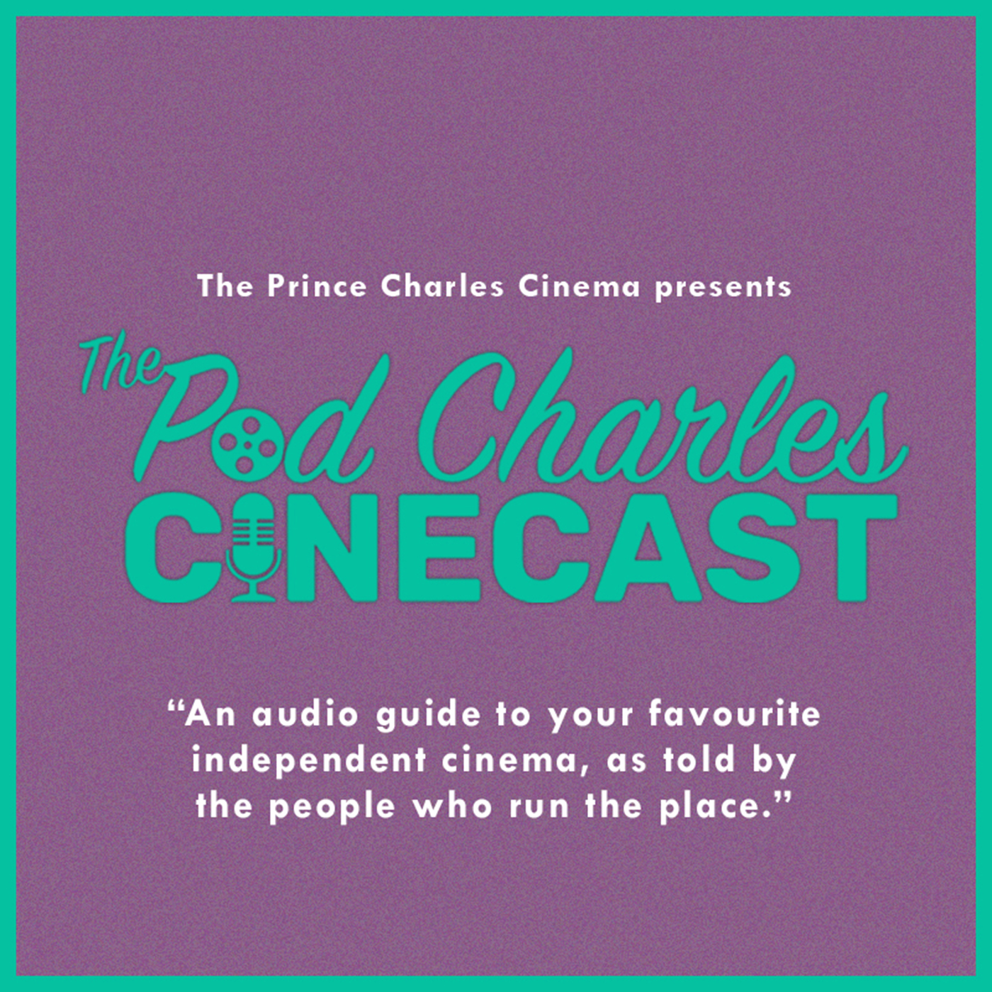 Show artwork for The Pod Charles Cinecast