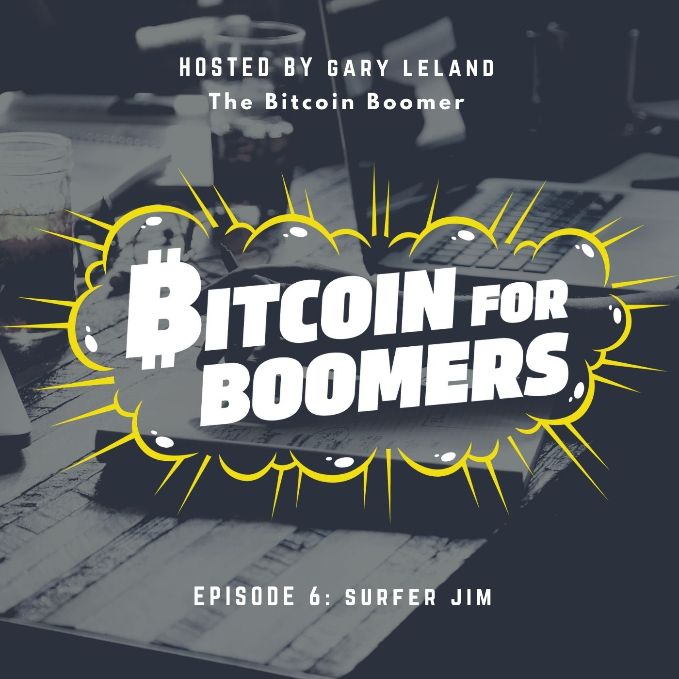 Artwork for podcast Bitcoin For Boomers