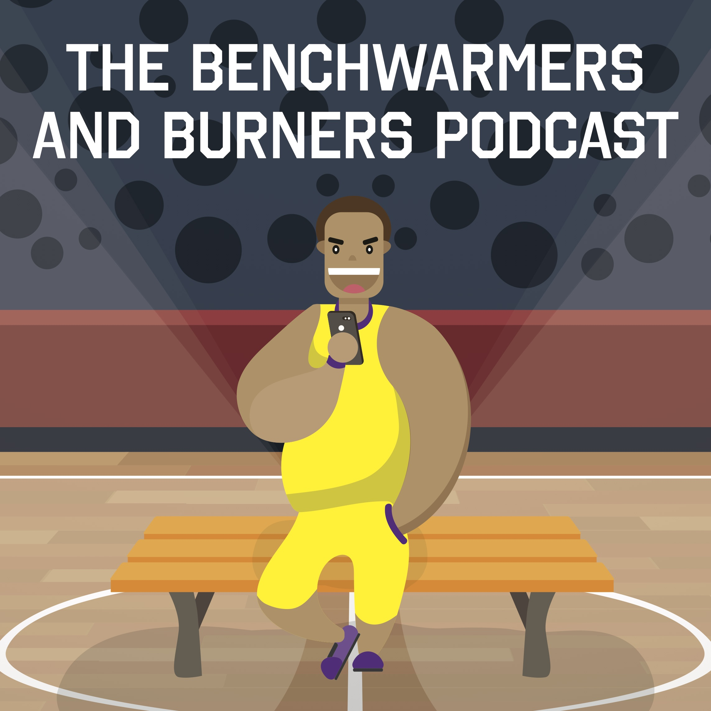Show artwork for The Benchwarmers and Burners