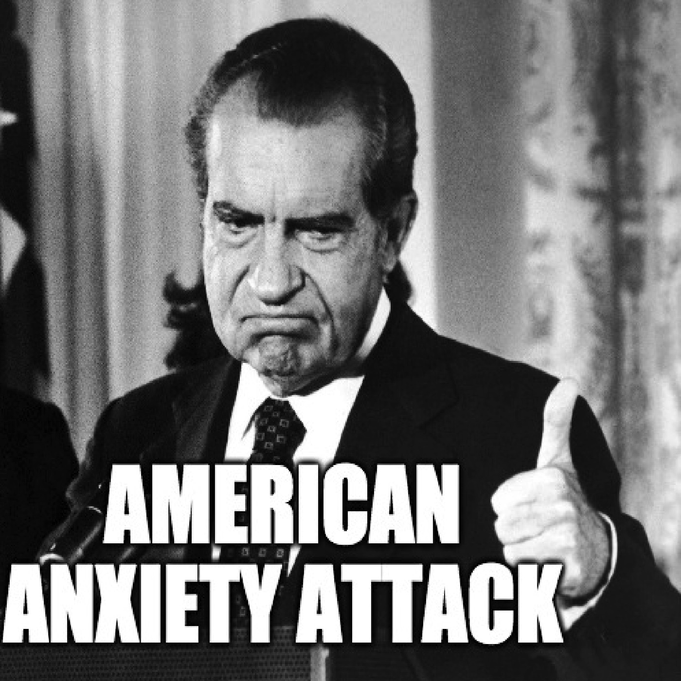 Show artwork for American Anxiety Attack
