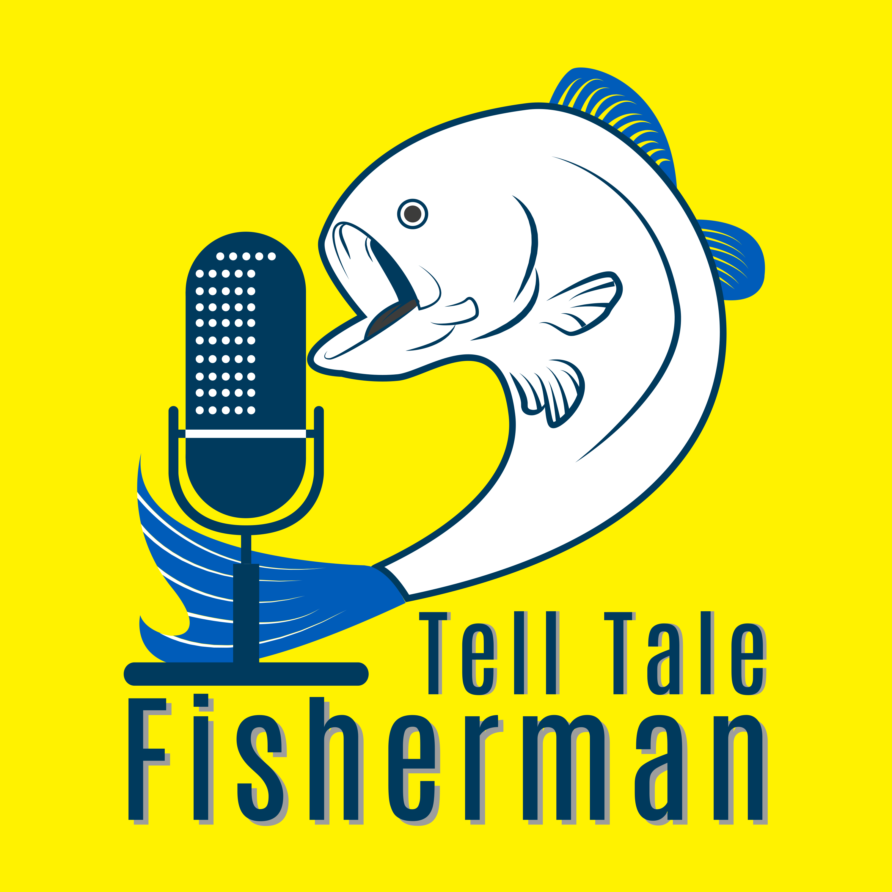 Artwork for podcast Tell Tale Fisherman