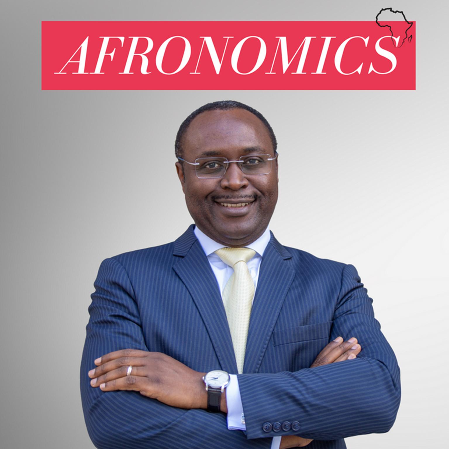 Artwork for podcast Afronomics