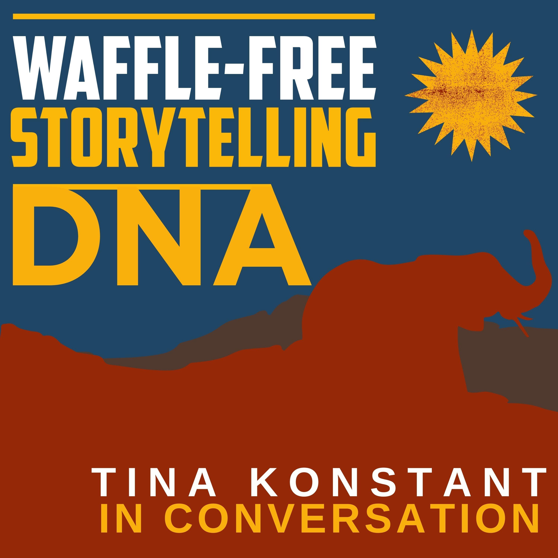 Waffle Free Storytelling DNA's artwork