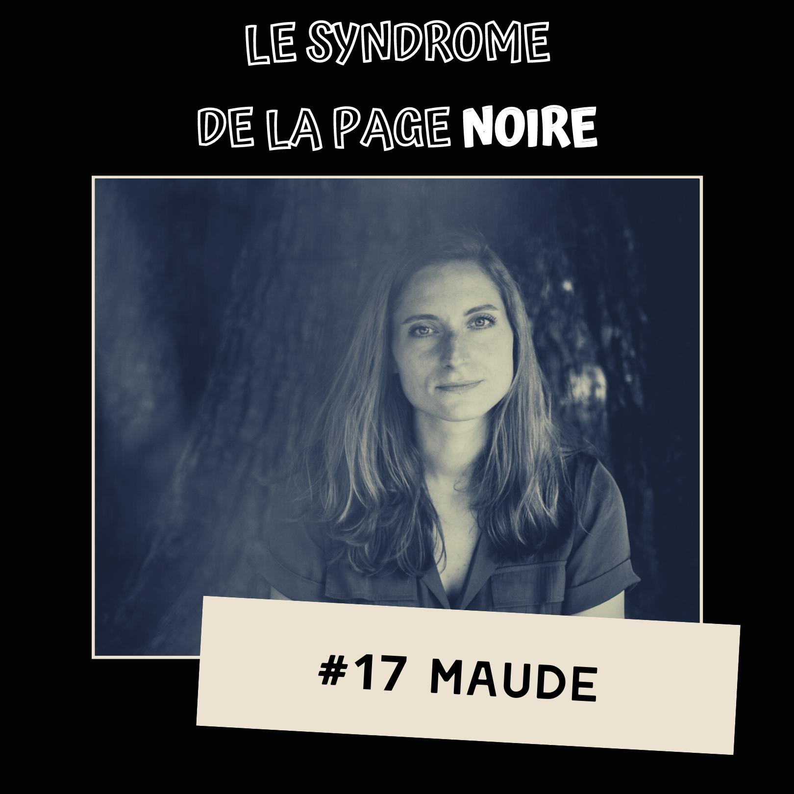 Artwork for podcast Le Syndrome de la Page Noire