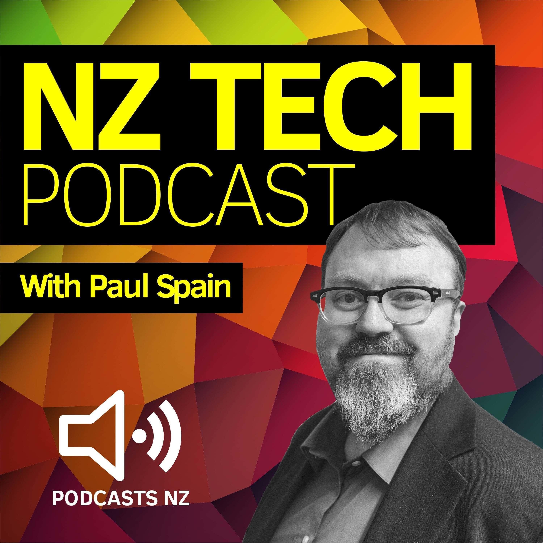 Artwork for podcast NZ Tech Podcast