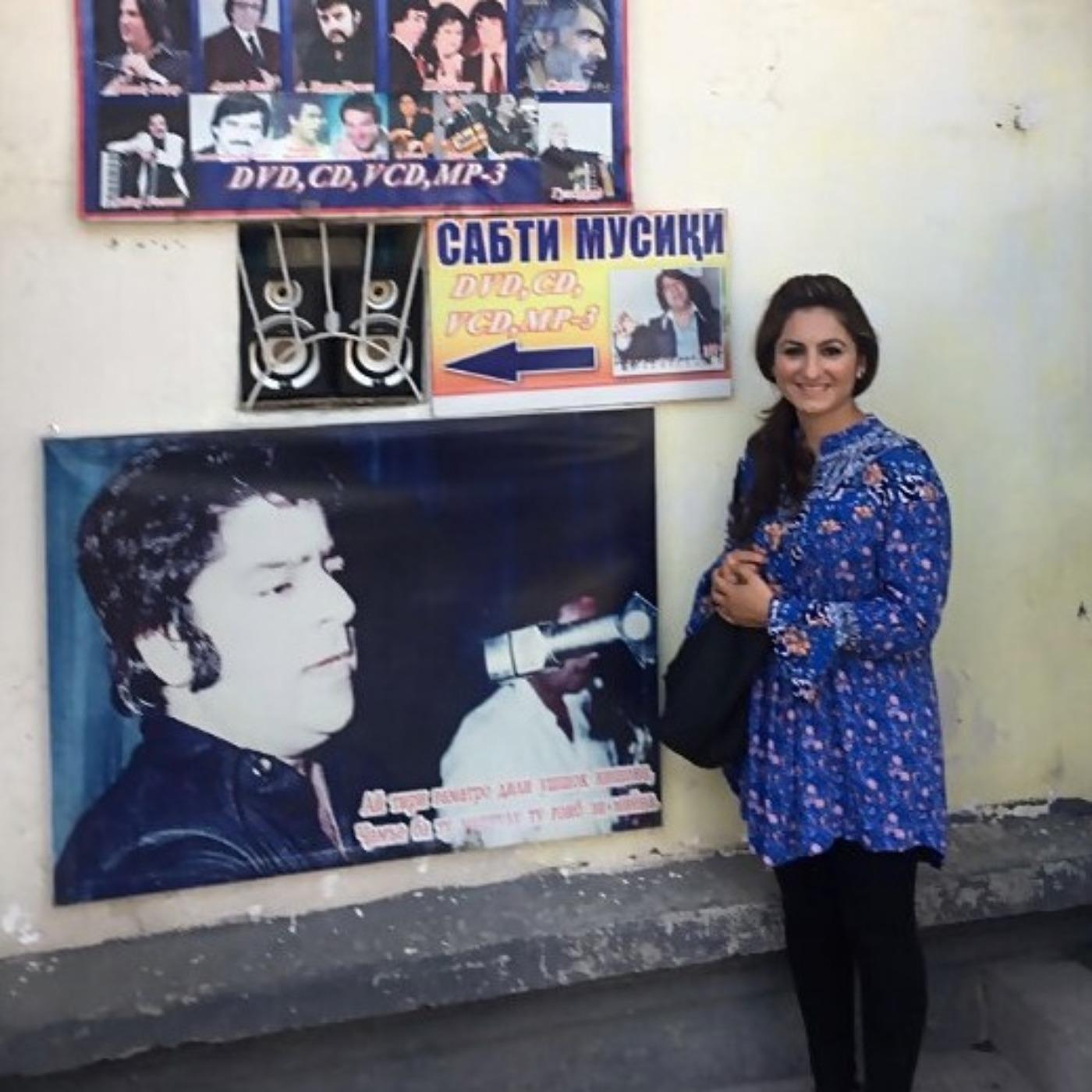Mejgan Massoumi | Center for South Asia