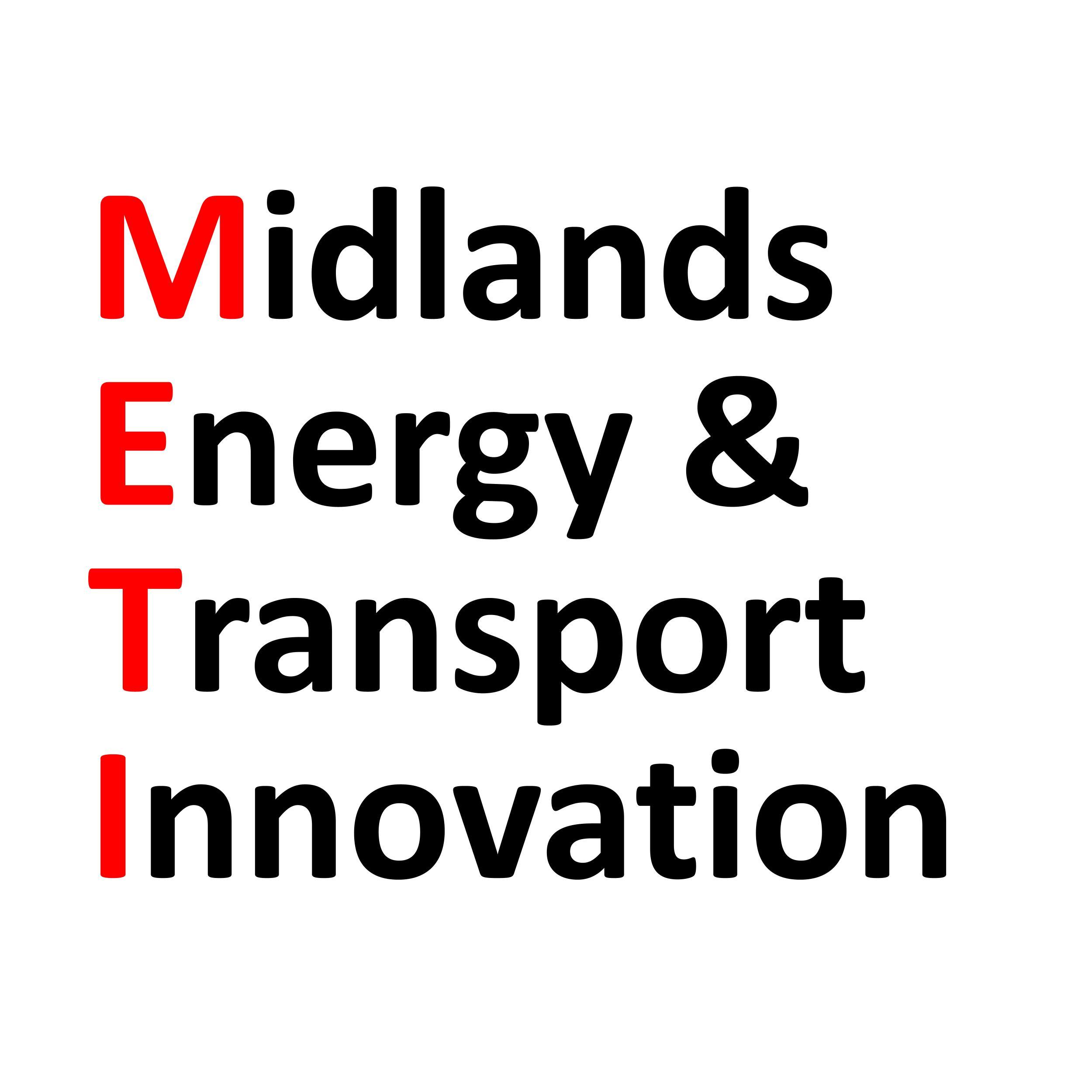 Artwork for podcast Midlands Energy & Transport Innovation
