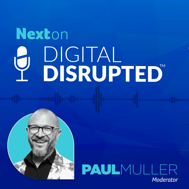 Artwork for podcast Digital: Disrupted