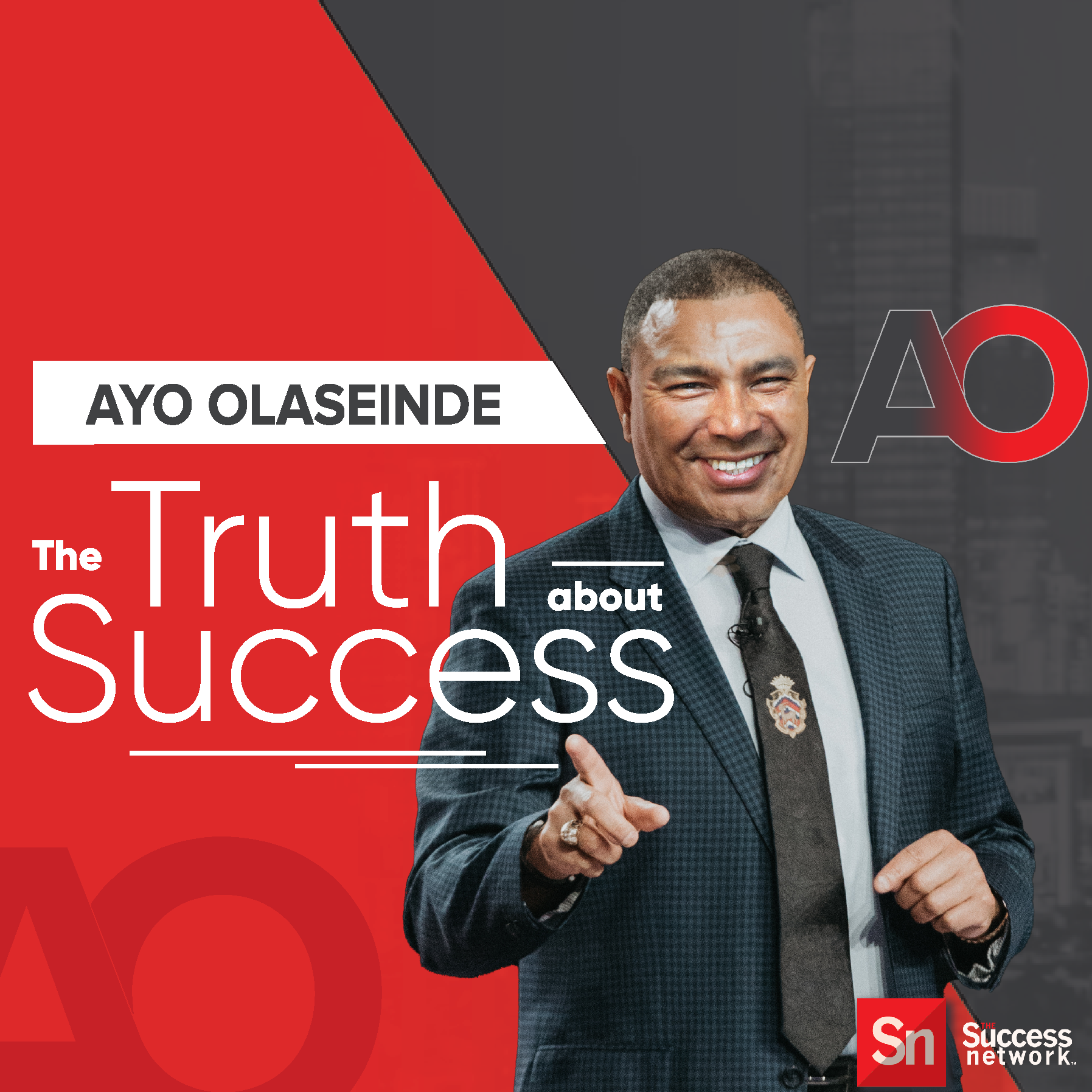 Show artwork for The Truth About Success