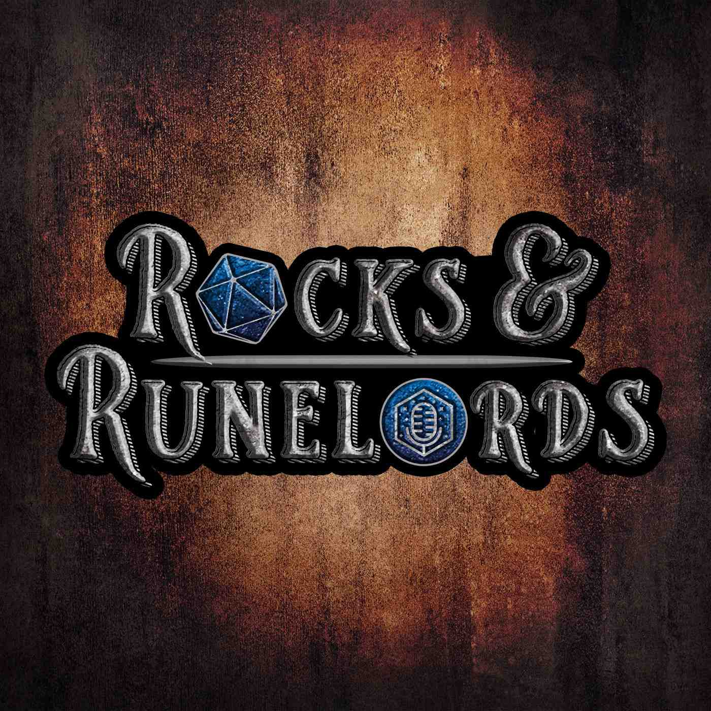 Artwork for podcast Rocks and Runelords