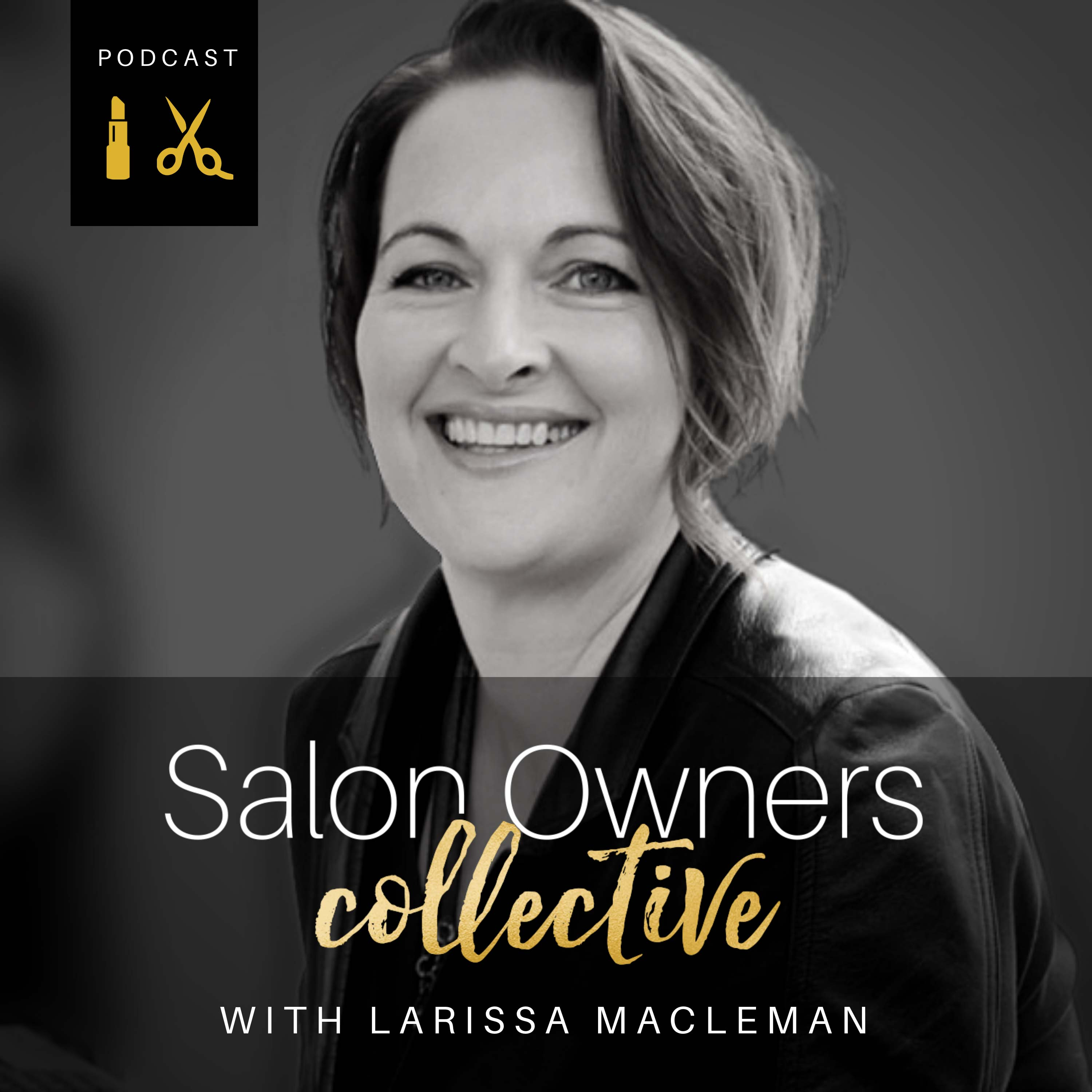 Artwork for podcast Salon Owners Collective