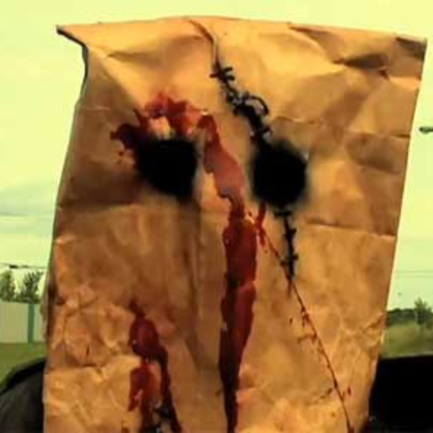 Paper Bag Rapist & The Slap