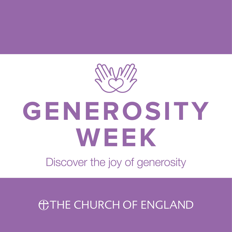 Artwork for podcast Generosity Week