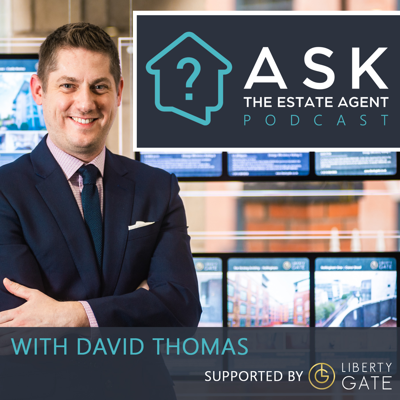 Artwork for podcast Ask the Estate Agent
