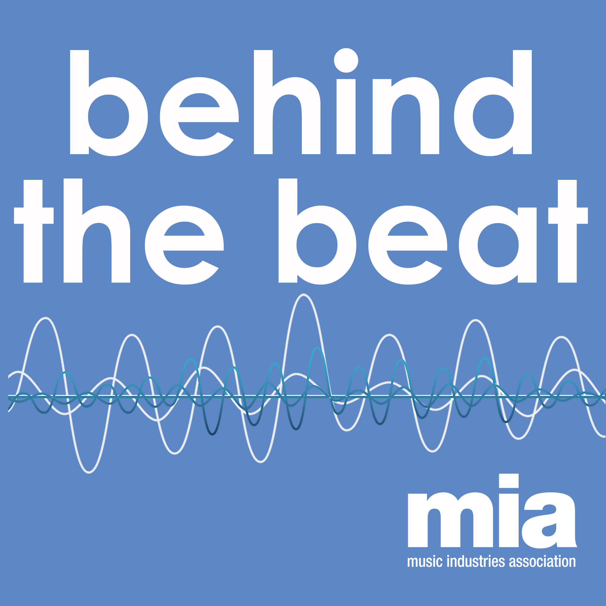 Artwork for podcast Behind The Beat
