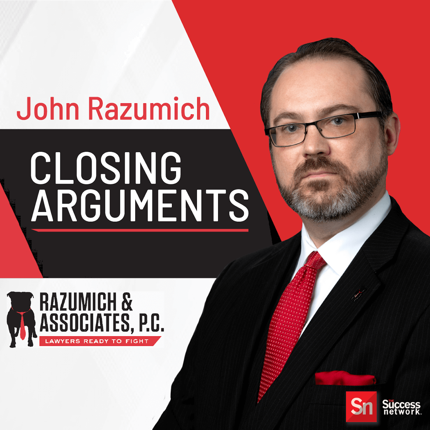 Show artwork for Closing Arguments