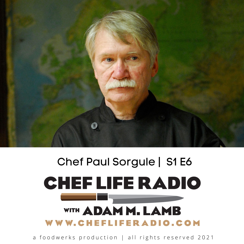 Artwork for podcast Chef Life Radio