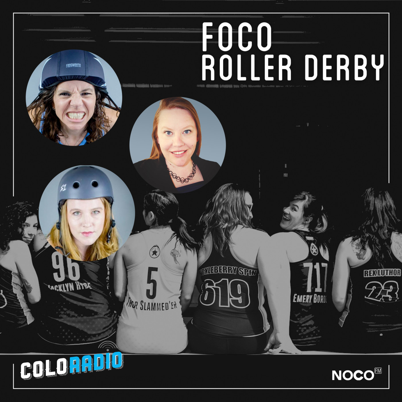 Getting Black and Blue with FoCo Roller Derby