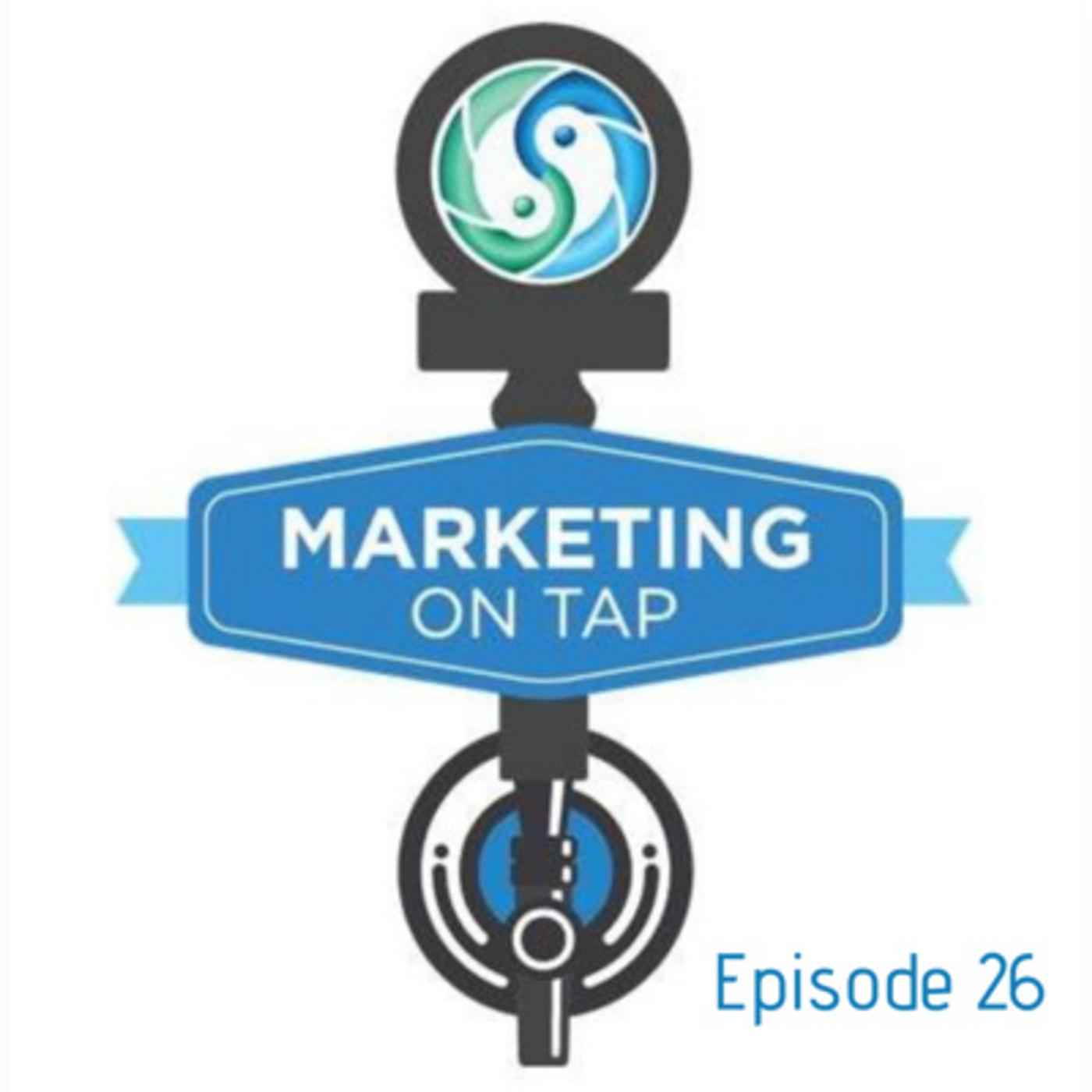 Episode 26: Social Media Addiction - Marketing's Downfall?