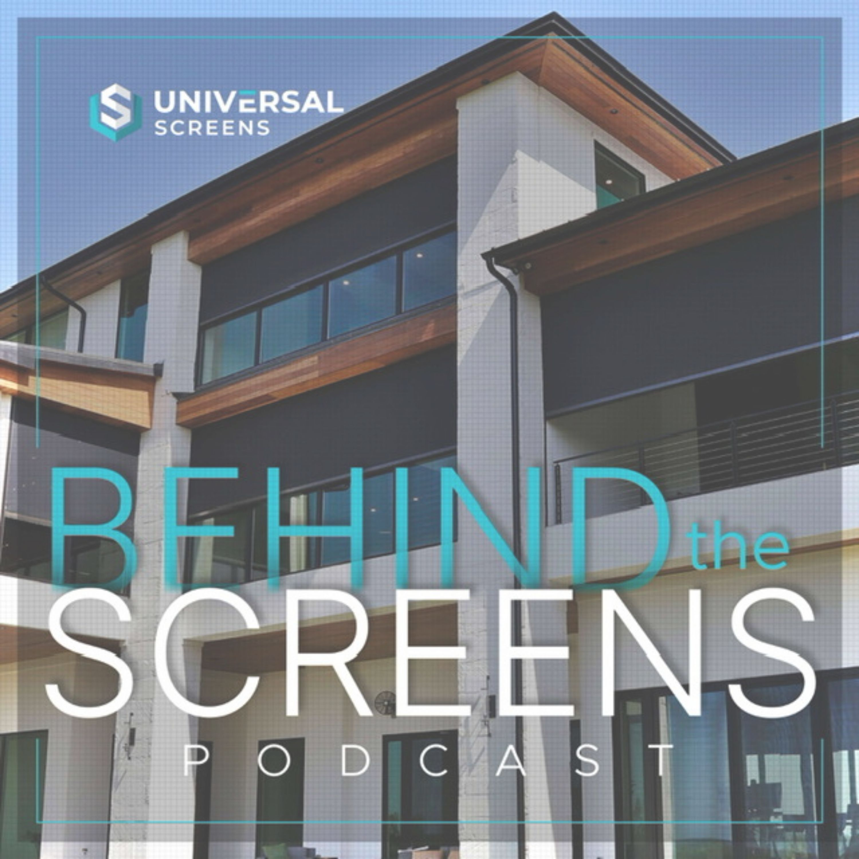 Artwork for podcast Behind the Screens From Universal Screens