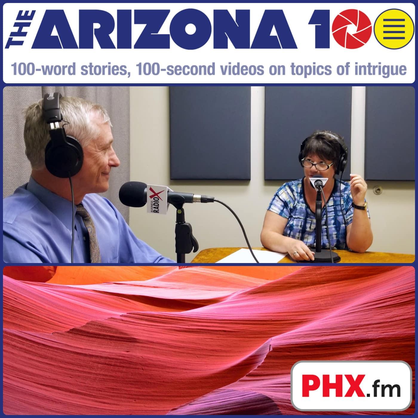 Artwork for podcast The Arizona 100