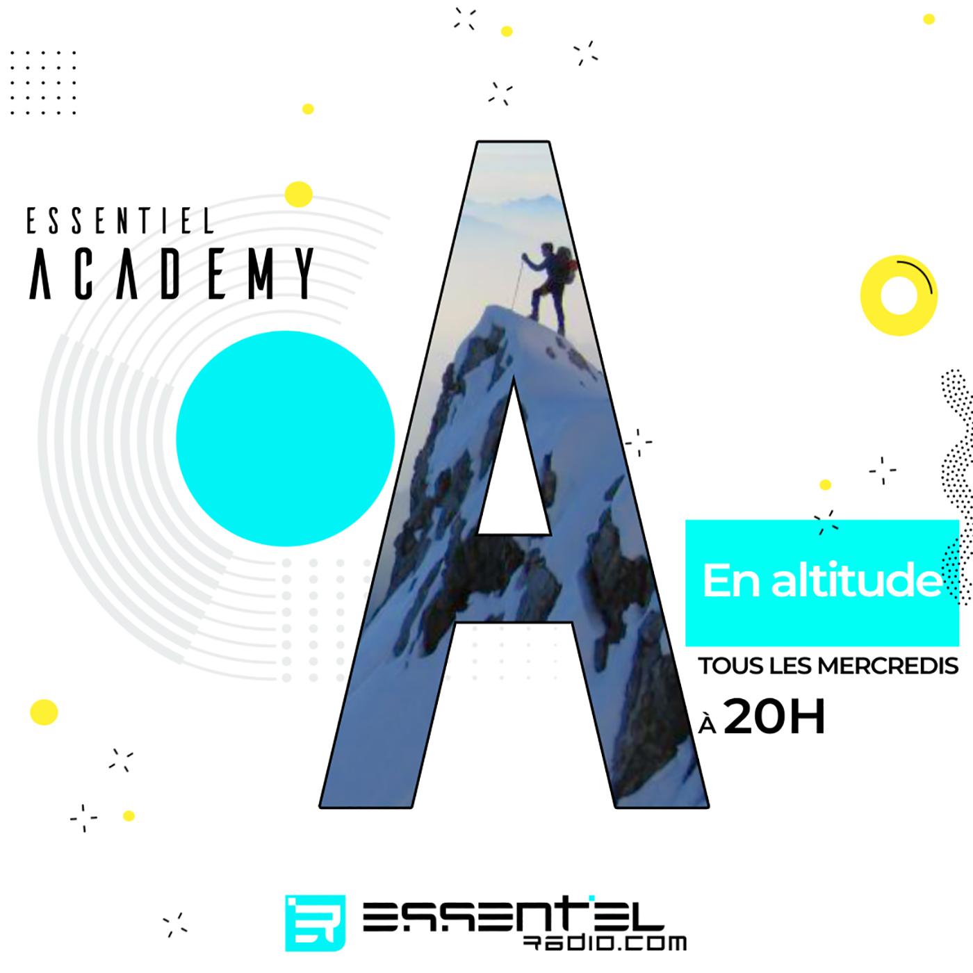 Artwork for podcast ESSENTIEL academy