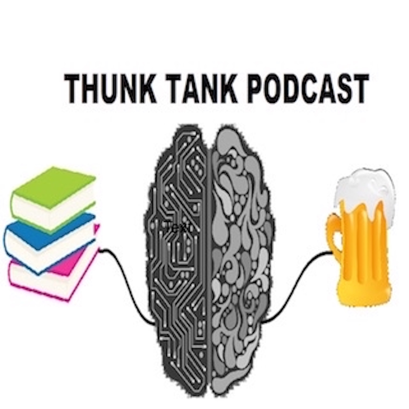 Show artwork for Thunk Tank Podcast