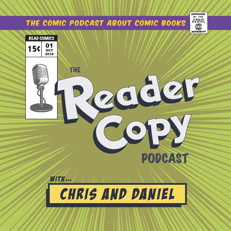 Show artwork for The Reader Copy Podcast