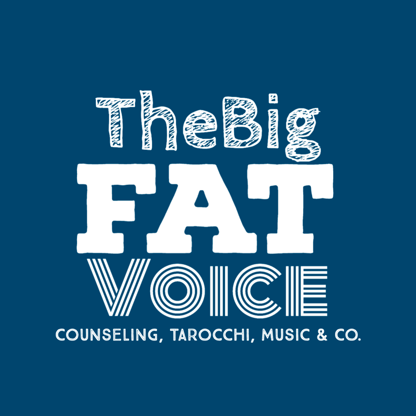 Show artwork for TheBigFatVoice psicologia, musica & teatro