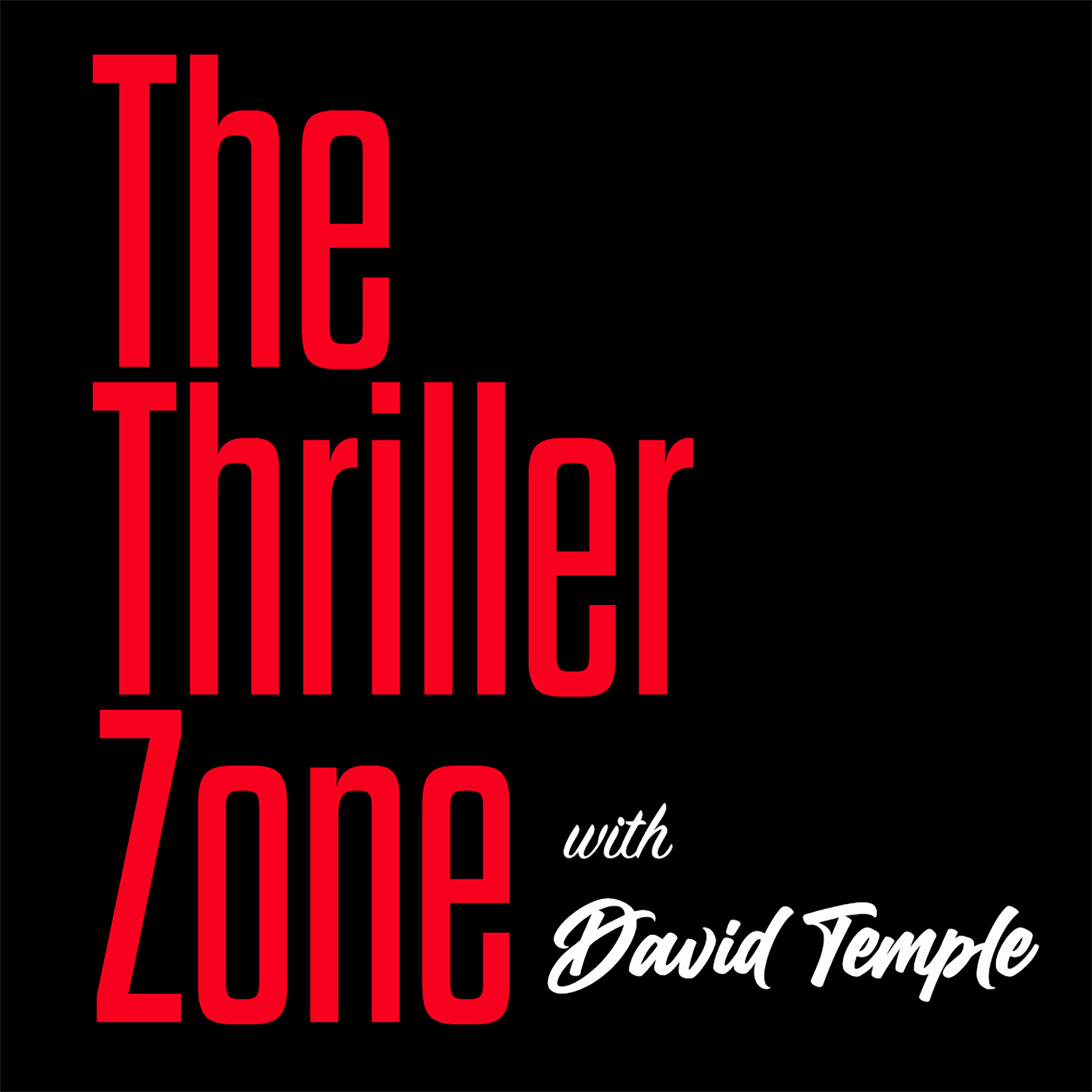 Show artwork for The Thriller Zone