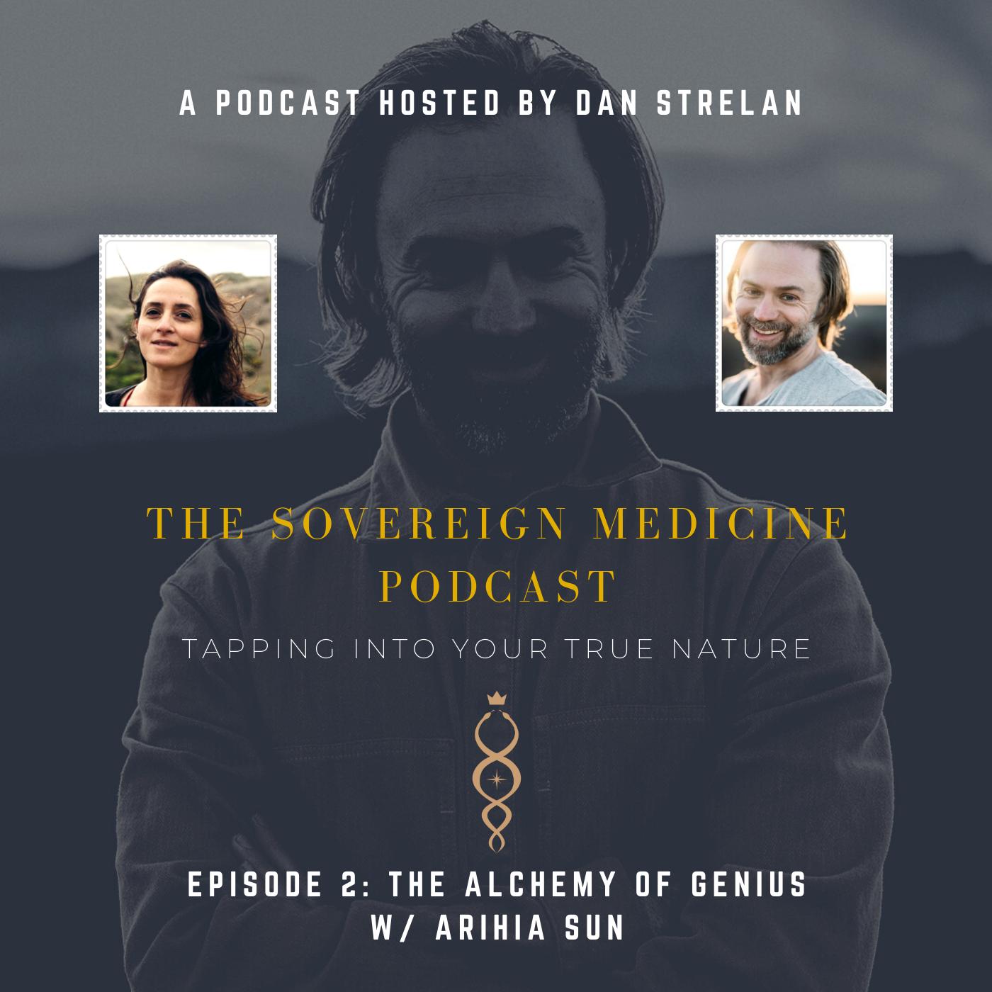 Artwork for podcast The Sovereign Medicine Podcast