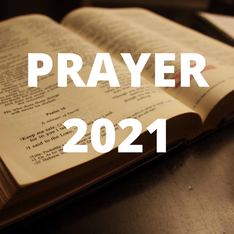 Show artwork for Prayer 2021