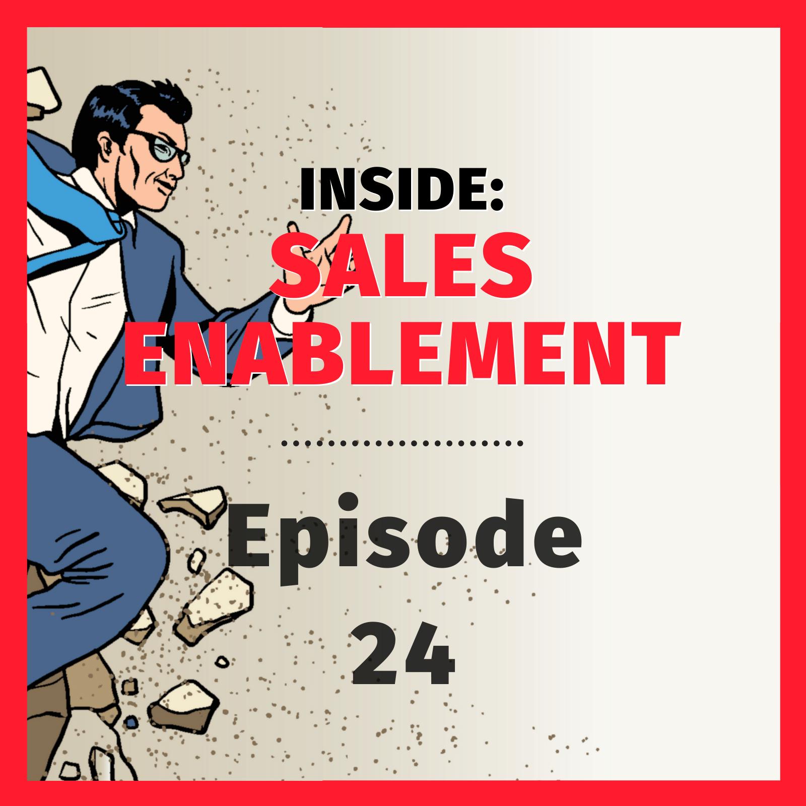 Artwork for podcast Inside: Sales Enablement
