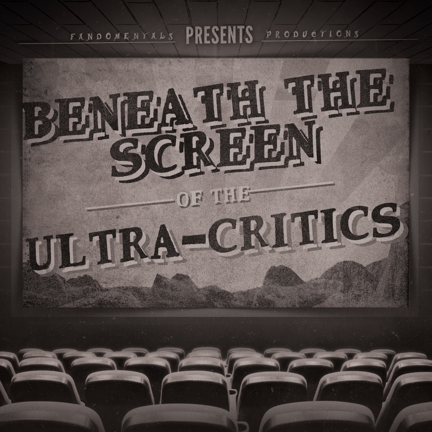 Artwork for podcast Beneath the Screen of the Ultra-Critics