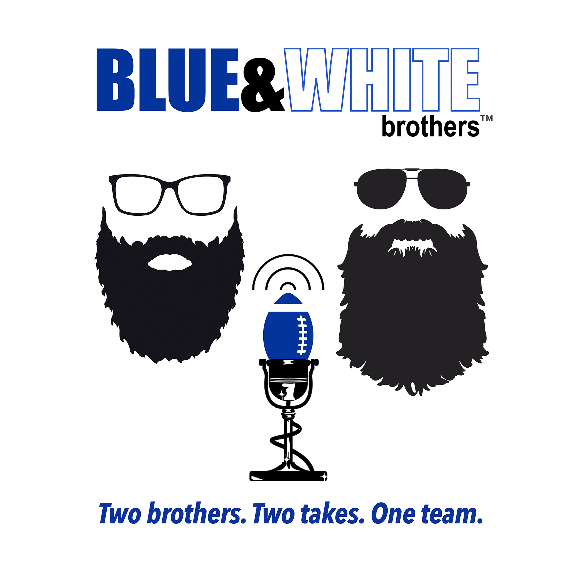 Show artwork for Blue and White Brothers