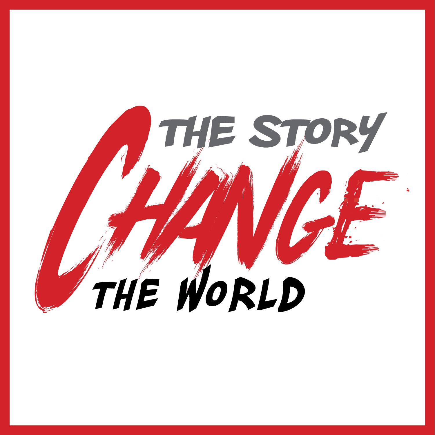 Show artwork for Change the Story / Change the World
